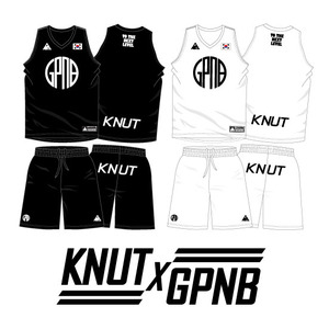 KNUT x GPNB JUMP10 UNIFORM